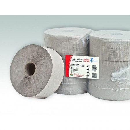BOKK Standard Jumbo 23 újrahasznosított nagytekercses wc papír