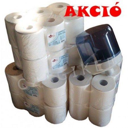 AKCIÓS CSOMAG 6 karton kéztörlő papír