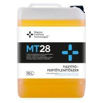 MT28 fertőtlenítő hatású kézi mosogatószer 10 liter