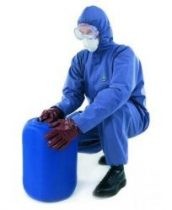 Kimberly Clark Kleenguard A50 kék M