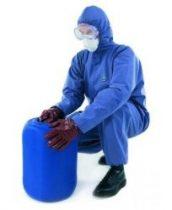 Kimberly Clark Kleenguard A50 kék L