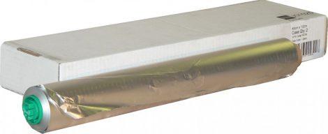 """Wrapmaster alufólia """"B""""széria 2*130 m-es tekercs 45cm széles  2tekercs/karton  WM-24C89"""