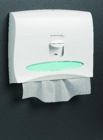 Kimberly Clark toalettülőke takaró adagoló