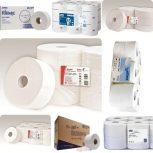 Nagytekercses toalettpapírok
