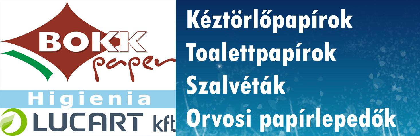 Lucart Kft. termékek